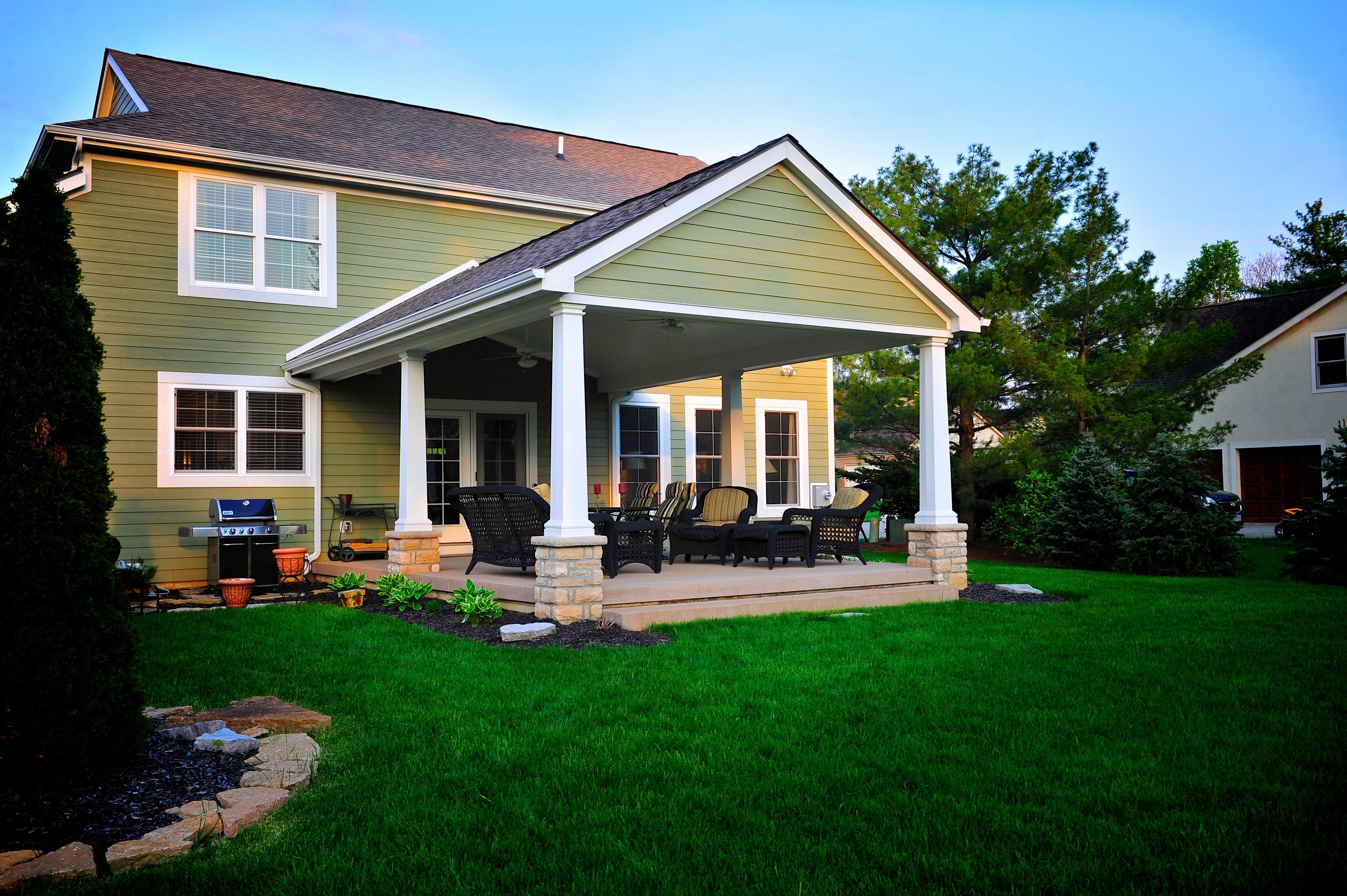 Maple Craft Custom Homes Serving The Columbus Oh Area